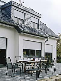 ko architektenhaus bausystem sonnenschutz. Black Bedroom Furniture Sets. Home Design Ideas