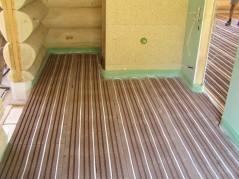 Fußboden Ziegel ~ Öko architektenhaus bausystem keramik ziegel ton fussboden heizung