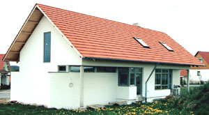 ko architektenhaus hausbau einfamilienhaus erisdorf. Black Bedroom Furniture Sets. Home Design Ideas